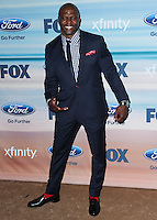 SANTA MONICA, CA, USA - SEPTEMBER 08: Terry Crews arrives at the 2014 FOX Fall Eco-Casino Party held at The Bungalow on September 8, 2014 in Santa Monica, California, United States. (Photo by Xavier Collin/Celebrity Monitor)