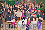 Birthday Girl - Peg Blackett from Ballyheigue, seated centre having a wonderful time with friends and family at her 70th birthday party held in The Ballyheigue Castle Golf Club on Saturday night.