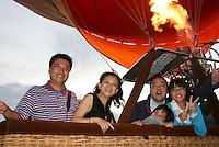 20120130 Hot Air Balloon Cairns 30 January