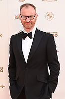 Mark Gatiss at The Old Vic Bicentenary Ball held at The Old Vic, The Cut, Lambeth, London, England, UK on Sunday13 May 2018.<br /> CAP/MV<br /> &copy;Matilda Vee/Capital Pictures
