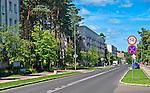 Borne Sulinowo, była baza Północnej Grupy Wojsk Radzieckich, centrum miasta