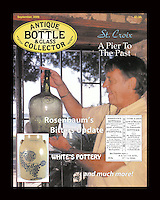 MCA-Antique Bottle & Glass Collector  Sep 2009