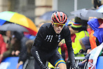 Rohan Dennis (AUS) on the 9 laps of the Harrogate circuit during the Men Elite Road Race of the UCI World Championships 2019 running 261km from Leeds to Harrogate, England. 29th September 2019.<br /> Picture: Eoin Clarke | Cyclefile<br /> <br /> All photos usage must carry mandatory copyright credit (© Cyclefile | Eoin Clarke)