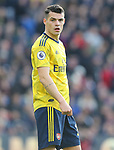Arsenal's Granit Xhaka during the Premier League match at Selhurst Park, London. Picture date: 11th January 2020. Picture credit should read: Paul Terry/Sportimage