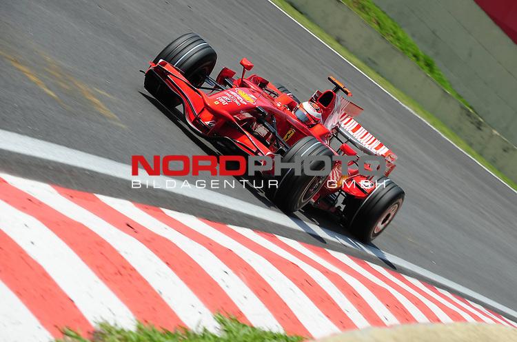 Kimi Raikkonen (FIN), Scuderia Ferrari