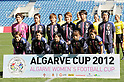 The Algarve Women's Football Cup 2012: Japan 1-0 USA