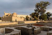 Ausgrabungsfeld in  Buchara, Usbekistan, Asien, UNESCO-Weltkulturerbe<br /> excavation area  in Bukhara, Uzbekistan, Asia, Asia, UNESCO heritage site