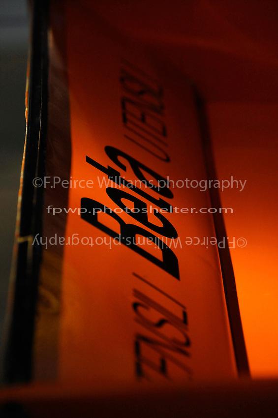 Detail, Surtees Formula 1 car, Barber Vintage Motorsports Museum.