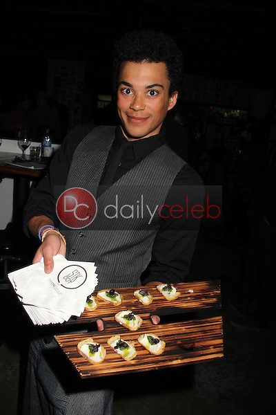 Kia Supper Suite Atmosphere<br /> KIA SUPPER SUITE BY STK hosts the cast party for THE BRONZE, Handle Restaurant and Bar, Park City, UT 01-23-15<br /> David Edwards/DailyCeleb.com 818-915-4440