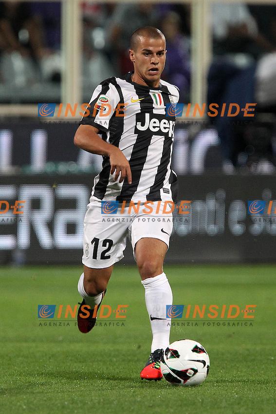 "Sebastian Giovinco Juventus..Firenze 25/09/2012 Stadio ""Franchi""..Football Calcio Serie A 2012/13..Fiorentina v Juventus..Foto Insidefoto Paolo Nucci.."