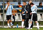 Fussball WM2010 Viertelfinale: ARGENTINIEN - DEUTSCHLAND