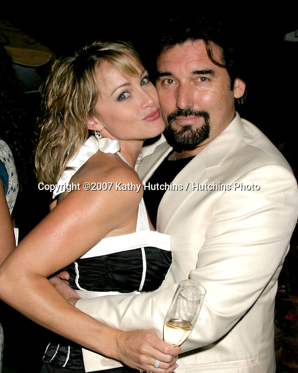 Jennifer O'Dell & John Castellanos.Eric Braeden receives Star on the .Hollywood Walk of Fame Party.Private Home.Pacific Palisades, CA.July 20, 2007.©2007 Kathy Hutchins / Hutchins Photo....