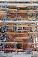 Boathouse at Canal Dock Phase II   State Project #92-570/92-674 Construction Progress Photo Documentation No. 16 on 2 November 2017. Image No. 01