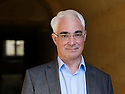Alistair Darling, former Labour  MP and chancellor   at The Oxford Literary Festival at Christchurch College Oxford  . Credit Geraint Lewis