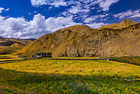 Rumtse, a village in the Himalayas along the Leh-Manali Highway, Ladakh; Jammu and Kashmir state, India.
