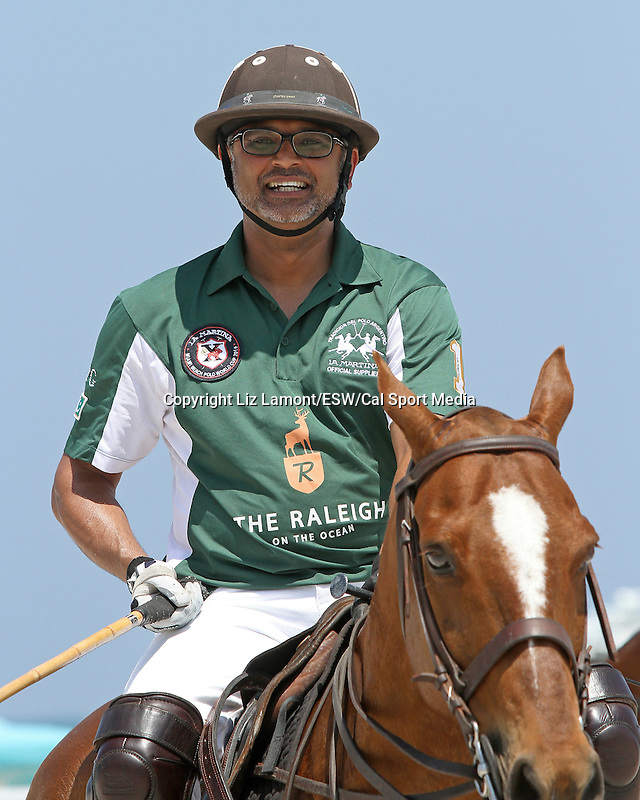 April 26, 2014:  Scenes from the  10th Anniversary of the   Miami Beach Polo World Cup. Six men's and women's teams representing polo playing nations from around the world fight impressive battles in the 4 day event.  Miami Beach, FL Liz Lamont/ESW/CSM