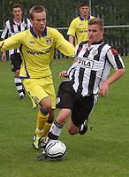 St Mirren v Kilmarnock U19 160911