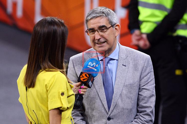 Turkish Airlines Euroleague.<br /> Final Four - Vitoria-Gasteiz 2019.<br /> Semifinals.<br /> Fenerbahce Beko Istanbul vs Anadolu Efes Istanbul: 73-92.<br /> Jordi Bertomeu.