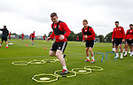 John Fleck of Sheffield Utd  during the training session at the Shirecliffe Training complex, Sheffield. Picture date: June 27th 2017. Pic credit should read: Simon Bellis/Sportimage
