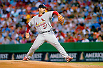 26 August 2005: Jeff Suppan, starting pitcher with the St. Louis Cardinals, on the mound against the Washington Nationals. The Nationals defeated the Cardinals 4-1 at RFK Stadium in Washington, DC. Mandatory Photo Credit: Ed Wolfstein.