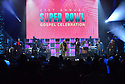 MIAMI, FL - JANUARY 30: Rickey Smiley (4th from L) perform on stage with Karl Reid, Mitchell Jones, Fred Hammond, Marvin Sapp and Keith Staten of Gospel group Commissioned during the 21st Annual Super Bowl Gospel Celebration at the James L. Knight Center on January 30, 2020 in Miami, Florida.  ( Photo by Johnny Louis / jlnphotography.com )