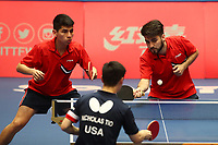 Tenis de Mesa 2018 Panamericano x Equipo