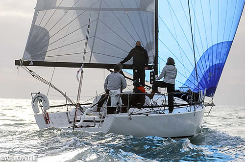 2nd IRC Class 1 Juggerknot 2 IRL 3990 J99 Royal Irish Yacht Club Andrew Alego