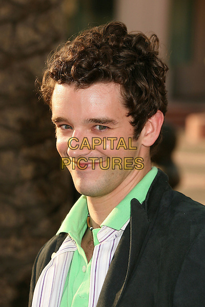 "MICHAEL URIE.An Evening with ""Ugly Betty"", presented by the Academy of Television Arts and Sciences at the Leonard Goldenson Theater, North Hollywood, California, USA..April 30th, 2007.headshot portrait .CAP/ADM/BP.©Byron Purvis/AdMedia/Capital Pictures"