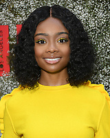 11 June 2019 - West Hollywood, California - Skai Jackson. 2019 InStyle Max Mara Women In Film Celebration held at Chateau Marmont. Photo Credit: Birdie Thompson/AdMedia