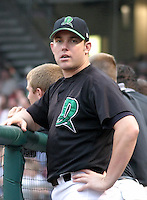 August 30, 2003:  Don Gemmell of the Dayton Dragons during a game at Fifth Third Field in Dayton, Ohio.  Photo by:  Mike Janes/Four Seam Images