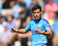 David Silva of Manchester City during AFC Bournemouth vs Manchester City, Premier League Football at the Vitality Stadium on 25th August 2019