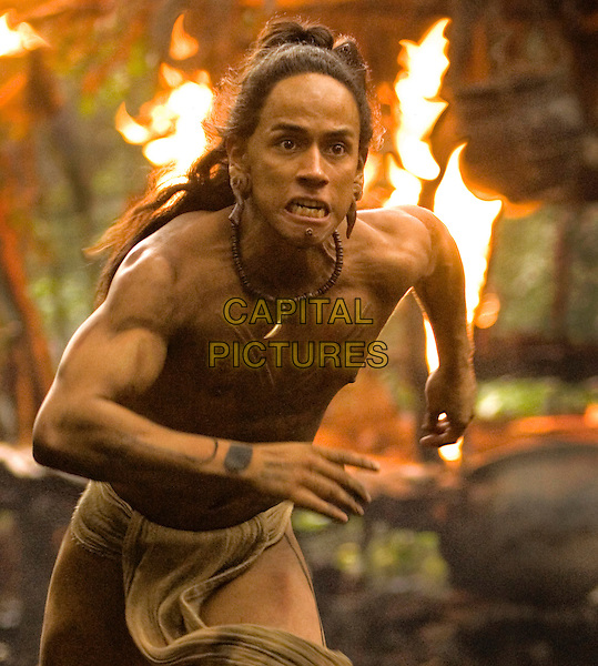 RUDY YOUNGBLOOD.in Apocalypto.**Editorial Use Only**.CAP/FB.Supplied by Capital Pictures