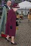 12.03.2018; London, England: QUEEN ELIZABETH<br /> attends the Commonwealth Service at Westminster Abbey on Commonwealth Day. <br /> Mandatory Photo Credit: &copy;Francis Dias/NEWSPIX INTERNATIONAL<br /> <br /> IMMEDIATE CONFIRMATION OF USAGE REQUIRED:<br /> Newspix International, 31 Chinnery Hill, Bishop's Stortford, ENGLAND CM23 3PS<br /> Tel:+441279 324672  ; Fax: +441279656877<br /> Mobile:  07775681153<br /> e-mail: info@newspixinternational.co.uk<br /> Usage Implies Acceptance of Our Terms &amp; Conditions<br /> Please refer to usage terms. All Fees Payable To Newspix International