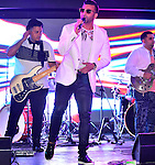 "MIAMI BEACH, FL - APRIL 27: Jay Ruiz performs at the Billboard Latin Music Conference and Awards - day 1 during the ""Mas Y Mas Musica"" Sixth Edition Artist Showcase at Ocean's Ten on April 27, 2015 in Miami Beach, Florida. ( Photo by Johnny Louis / jlnphotography.com )"