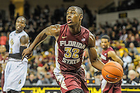November 13, 2013 - Orlando, FL, U.S: FSU guard Montay Brandon (32) during 2nd half mens NCAA basketball game action between the Florida State Seminoles and the UCF Knights. FSU defeated UCF 80-68 at the CFE Arena in Orlando, Fl.