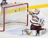 John Muse (BC - 1) - The Boston College Eagles defeated the Yale University Bulldogs 9-7 in the Northeast Regional final on Sunday, March 28, 2010, at the DCU Center in Worcester, Massachusetts.