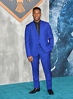 John Boyega at the Global premiere for &quot;Pacific Rim Uprising&quot; at the TCL Chinese Theatre, Los Angeles, USA 21 March 2018<br /> Picture: Paul Smith/Featureflash/SilverHub 0208 004 5359 sales@silverhubmedia.com