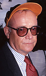Buck Henry attends a party at Gracie Mansion on September 9, 1991 in New York City.
