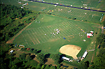 aerial view of Slippery Rock University of Pennsylvania