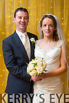 Mairead McCathy, Cork, daughter of John and Helen McCarthy, and Mark O'Riordan, Knocknagullane, son of Martin and Margaret O'Riordan, were married at Fossa Church by Mons Donal O'Riordan on Friday 21st November 2014 with a reception at Ballygarry House Hotel