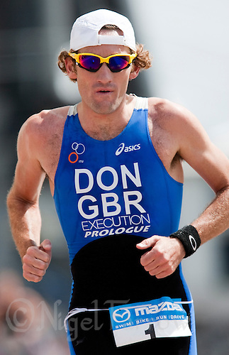 02 AUG 2009 - LONDON, GBR - Tim Don - London Triathlon .(PHOTO (C) NIGEL FARROW)