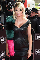 Chloe Sims<br /> arrives for the T.R.I.C. Awards 2017 at the Grosvenor House Hotel, Mayfair, London.<br /> <br /> <br /> &copy;Ash Knotek  D3240  14/03/2017