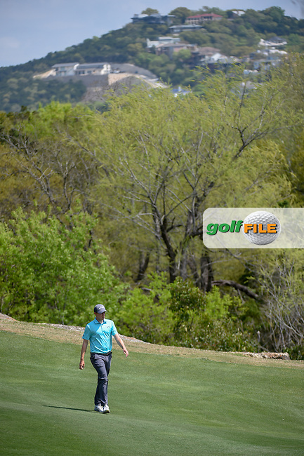 Matt Fitzpatrick (ENG) makes his way down 2 during day 2 of the WGC Dell Match Play, at the Austin Country Club, Austin, Texas, USA. 3/28/2019.<br /> Picture: Golffile   Ken Murray<br /> <br /> <br /> All photo usage must carry mandatory copyright credit (© Golffile   Ken Murray)