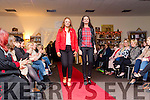 On the Catwalk at the Adapt Fashion Show on Friday