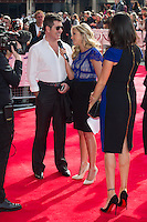 Simon Cowell arriving for the Princes Trust Awards, at the Odeon Leicester Square, London. 10/03/2015 Picture by: Dave Norton / Featureflash