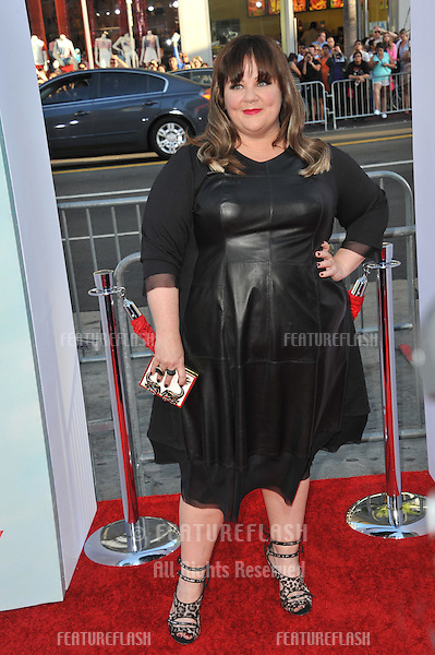 Melissa McCarthy at the premiere of her movie &quot;Tammy&quot; at the TCL Chinese Theatre, Hollywood.<br /> June 30, 2014  Los Angeles, CA<br /> Picture: Paul Smith / Featureflash