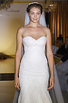 "Model walks runway in a ""Tina"" bridal gown from Maria Farbinni Haute Couture 2018 ""Westbury Collection"", at Panache Bridal New York on October 4th 2017, during New York Bridal Fashion Week Spring 2018."