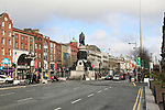 O'Connell Monument, O'Connell Street, city centre of Dublin, Ireland, Irish Republic