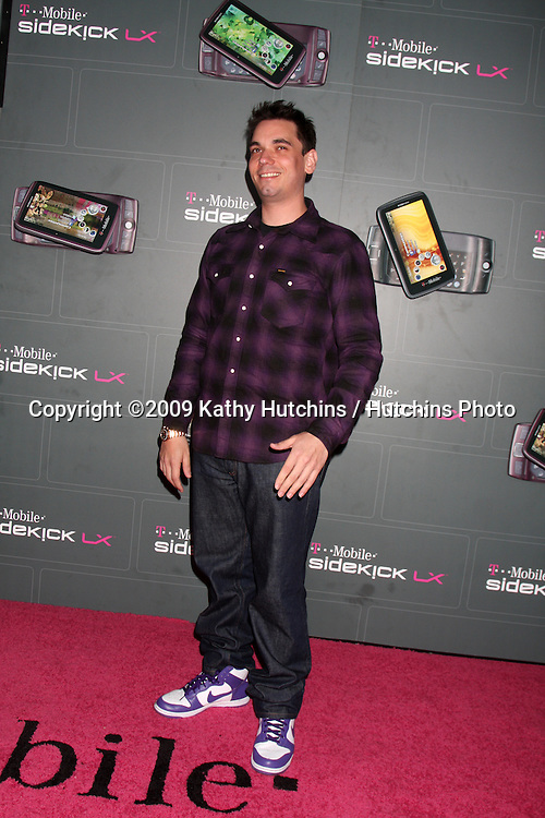 DJ AM  arriving at the  T-Mobile Sidekick LX Launch Event at  Paramount Studios in.in Los Angeles, CA on May 14, 2009 .©2009 Kathy Hutchins / Hutchins Photo...                .