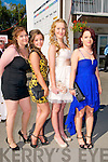 Ladies Day Listowel Races : Pictured at Ladies Day in Listowel ofn Friday last were Amy Conway, Moyvane, Kendra Broughan, Moyvane, Cymoni Foster, Moyvane & Sarah Mulvihill, Glin.